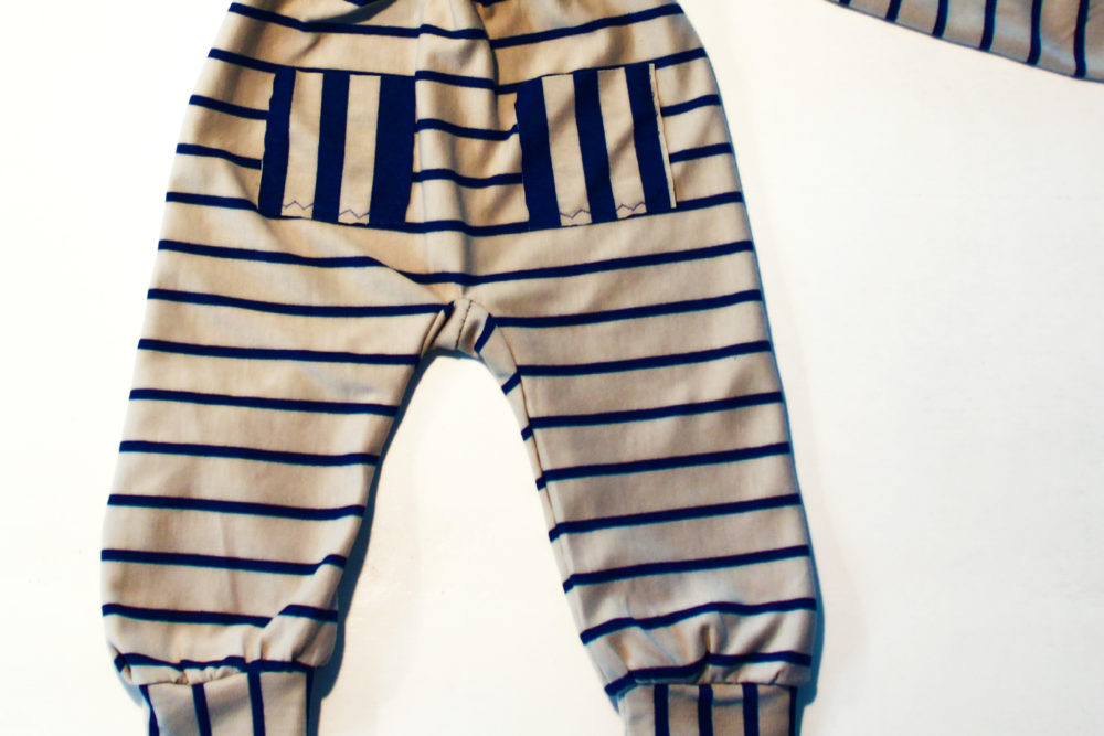 Pumphose Streifen 3_Tweed and Greet