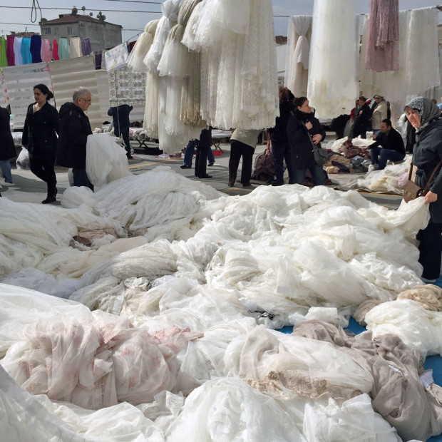 Stoffmarkt Istanbul_Marktstand2_Tweedandgreet