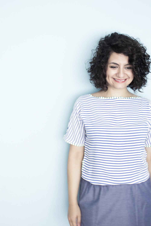 Streifenshirt by Tweed and Greet