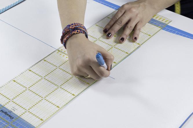Anleitung überschnittene Schultern verlängern - Tweed & Greet