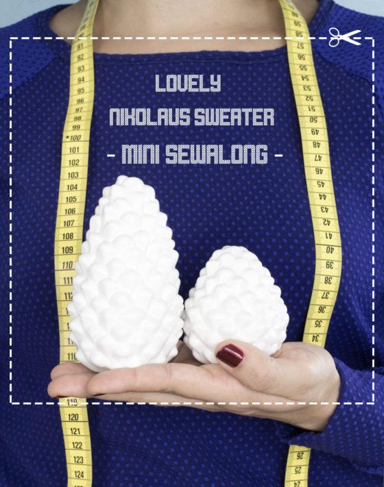 Lovely Nikolaus Sweater Sewalong