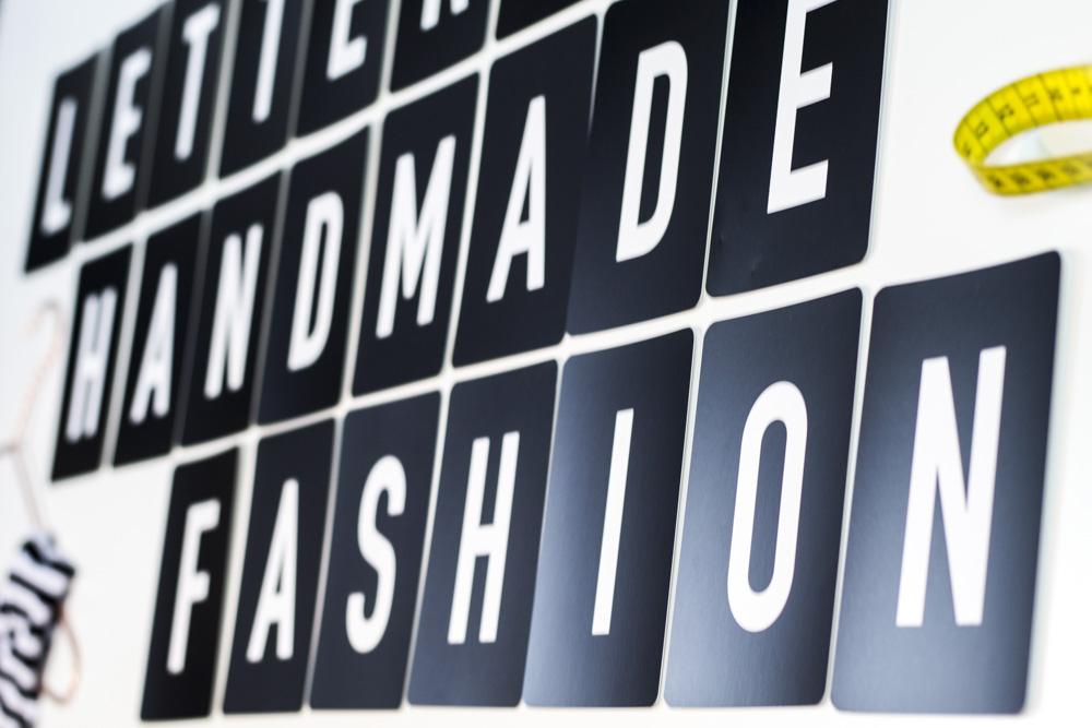 12 Letters of Handmade Fashion Ankündigung2
