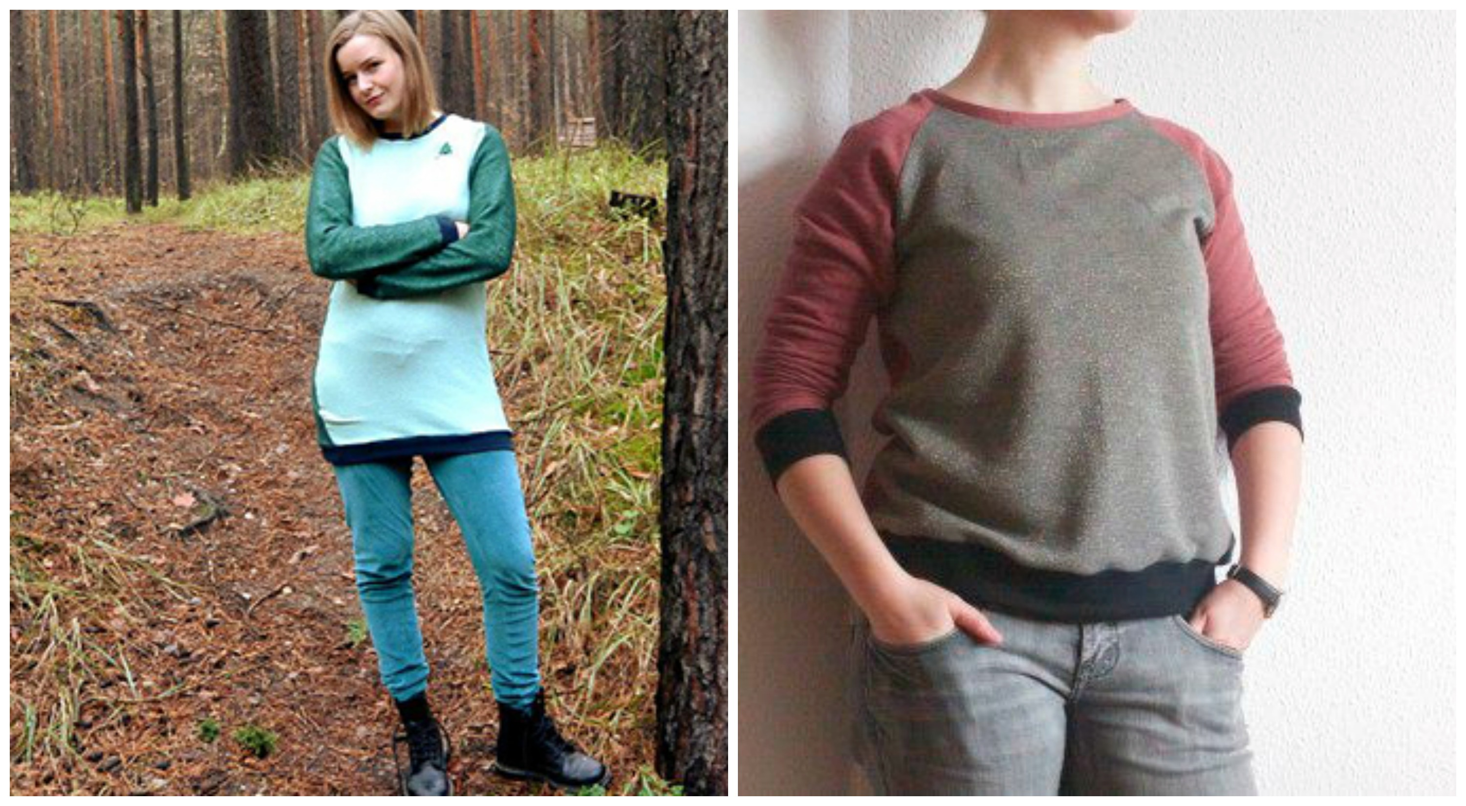 Lovely Nikolaus Sweaters Partywoods und yet anothercraftingblog
