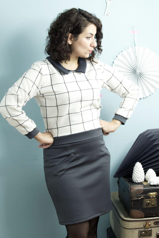 Ondée Sweater by Tweed & Greet