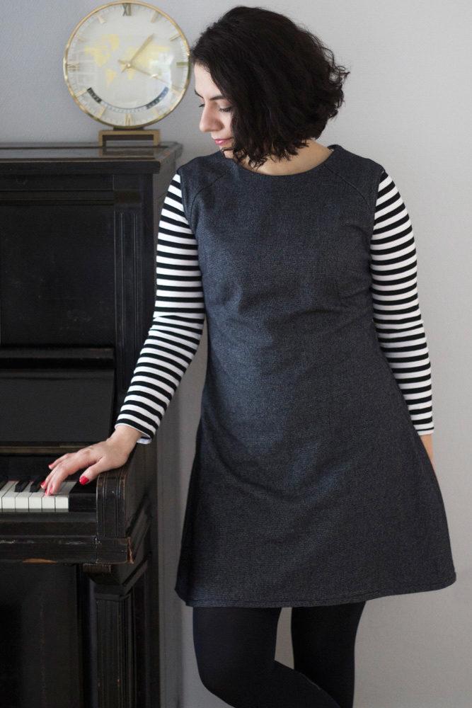 Francoise Dress by Tweed & Greet
