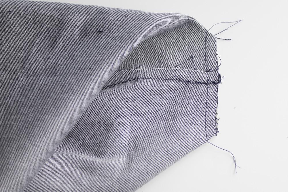 DIY Tragetasche nähen - Anleitung - Tweed & Greet