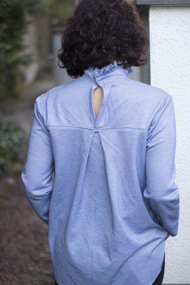 Blouse Dahlia - Dessine Moi un Patron by Tweed & Greet