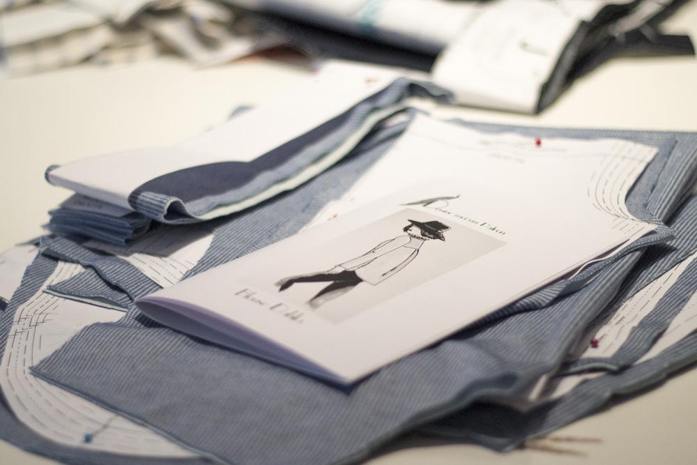 Prozessoptimierung auf dem Nähtisch - Tweed & Greet