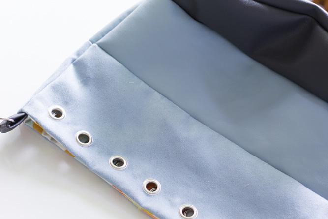 Bucket Bag Tutorial - Tweed & Greet