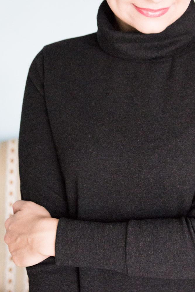 Kleid Neenah by Seamwork Mag - Tweed & Greet
