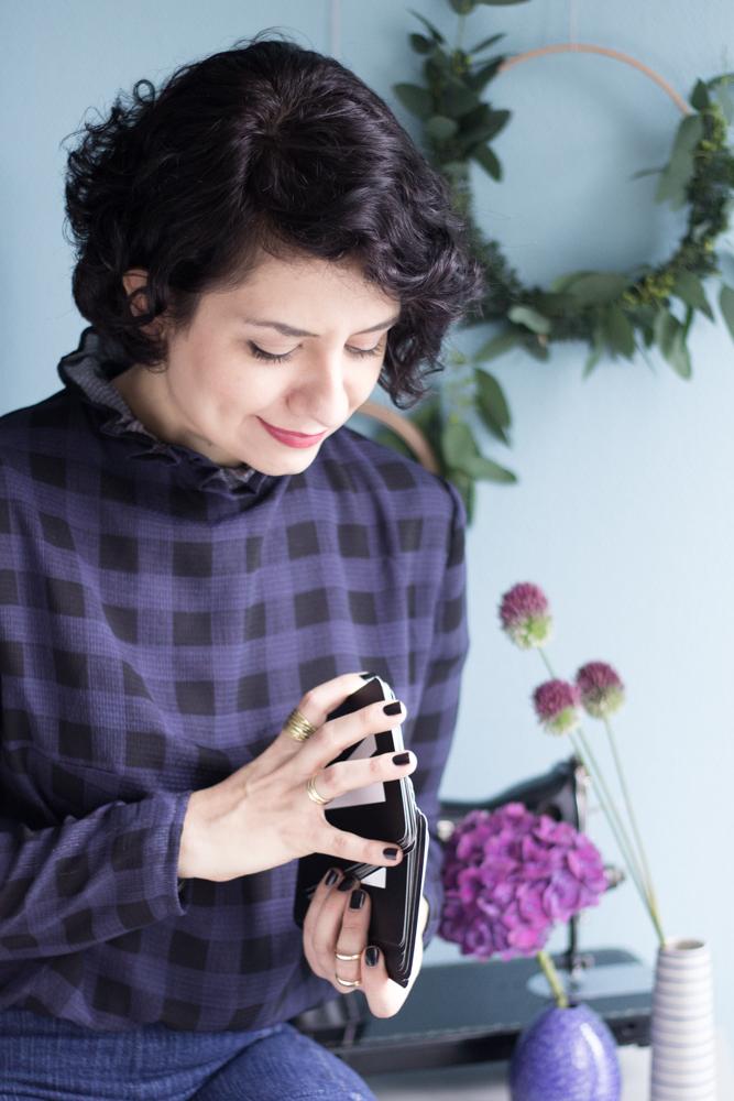 12 Letters of Handmade Fashion Dezember - Tweed & Greet