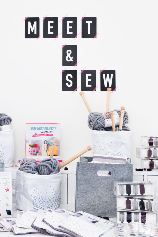 12 Letters of Handmade Fashion Meet & Sew