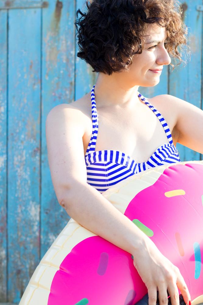 Blick hinter die Kulissen - Bikini Sophie - Tweed & Greet