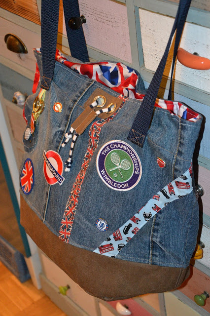 London Memorial Bag von Geraldine - Cherrysworld