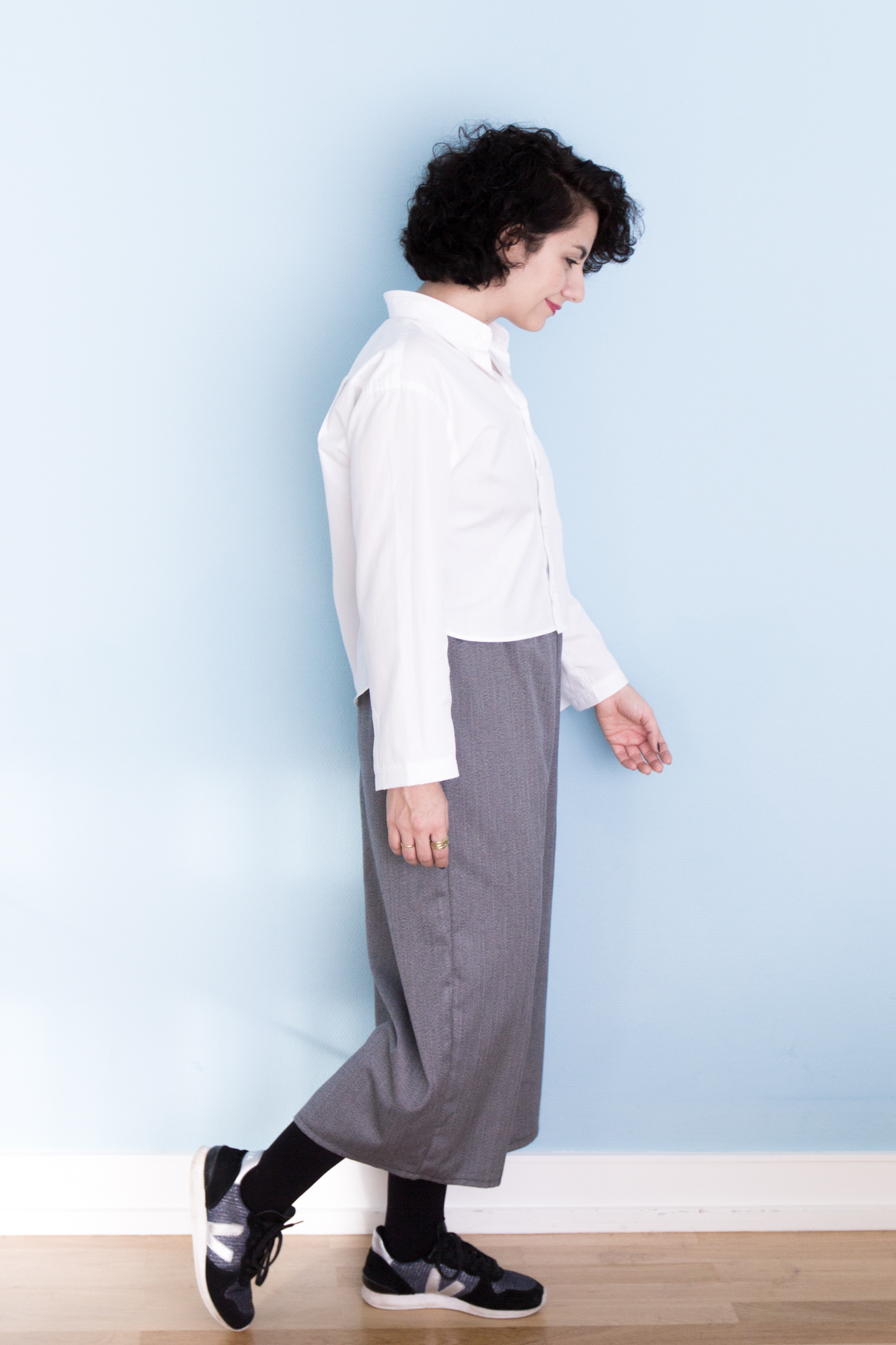 Culottes von Named Clothing - Tweed & Greet