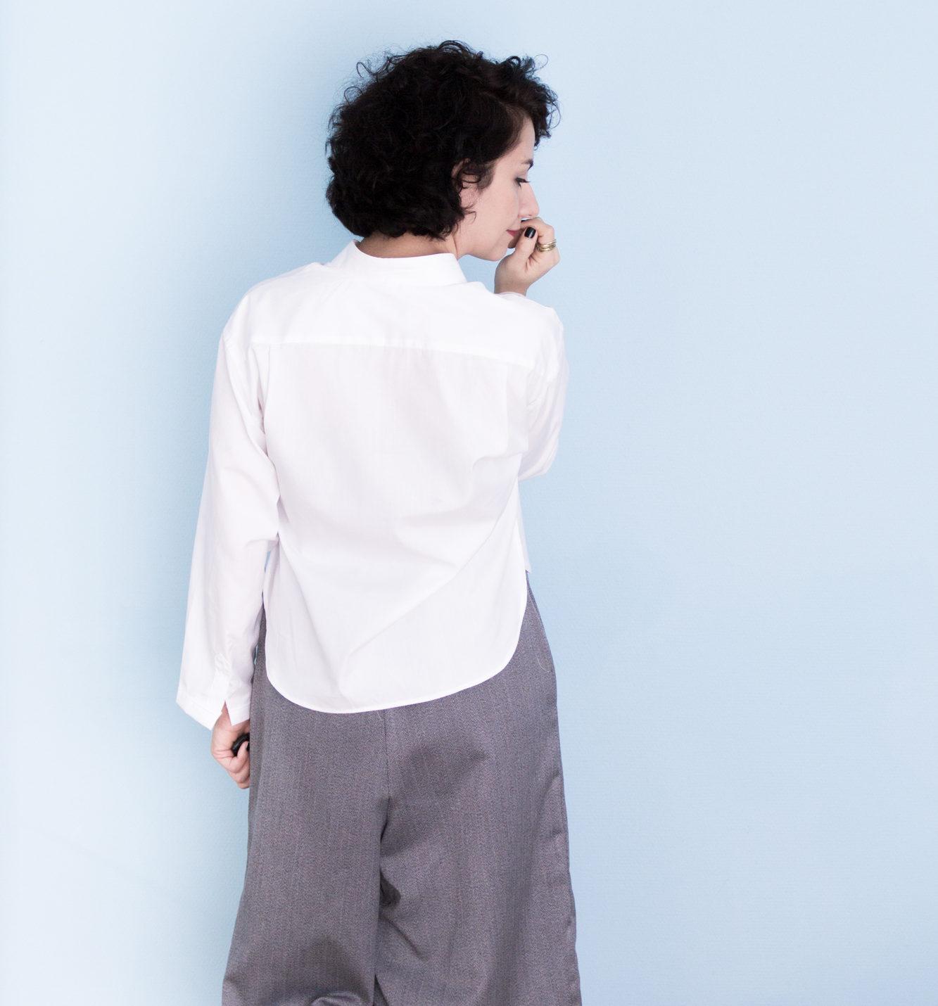 Culottes von Named Clothing - Tweed & Greet