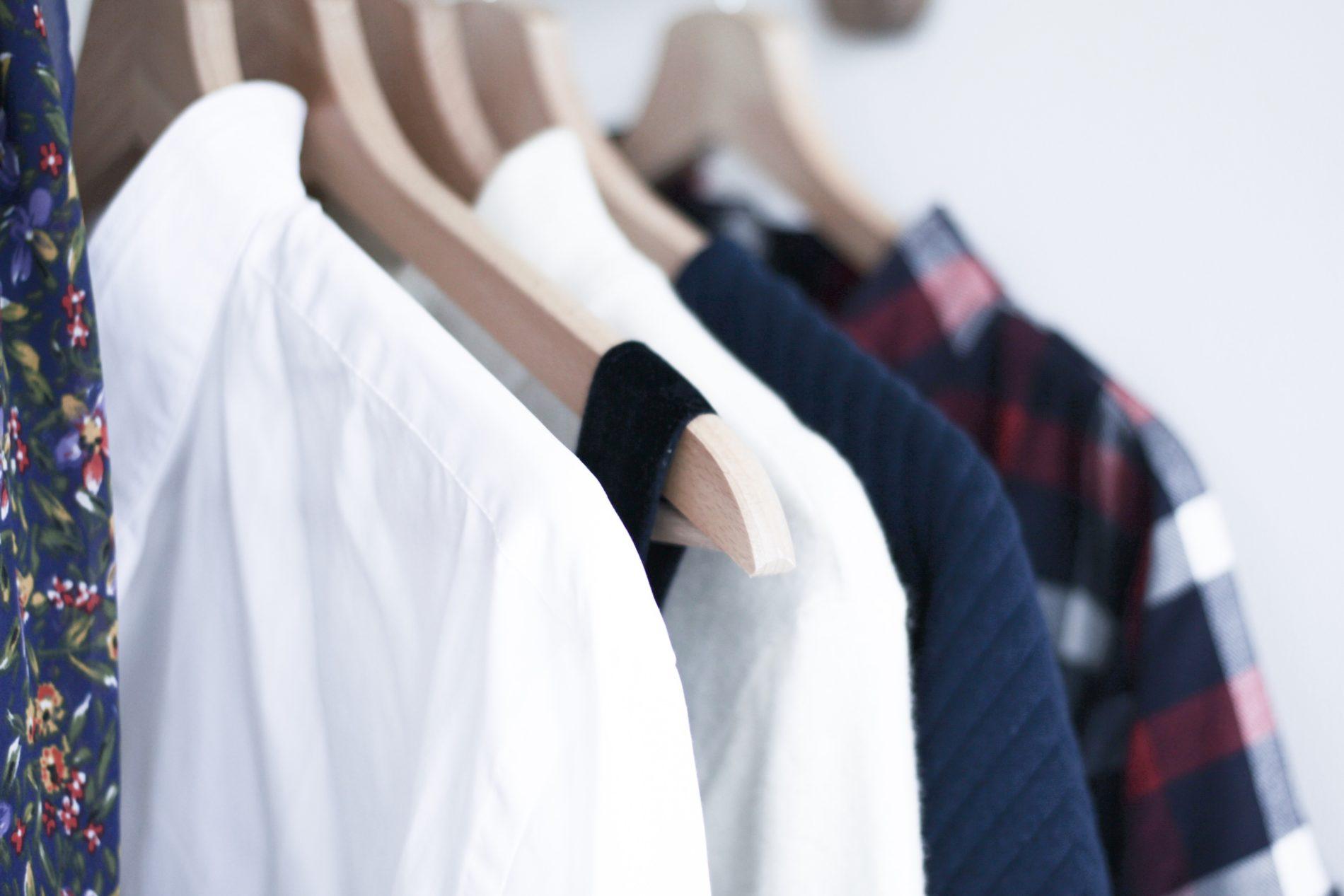 Selber Nähen statt shoppen - Ein Rückblick über mein Jahr ohne shopping