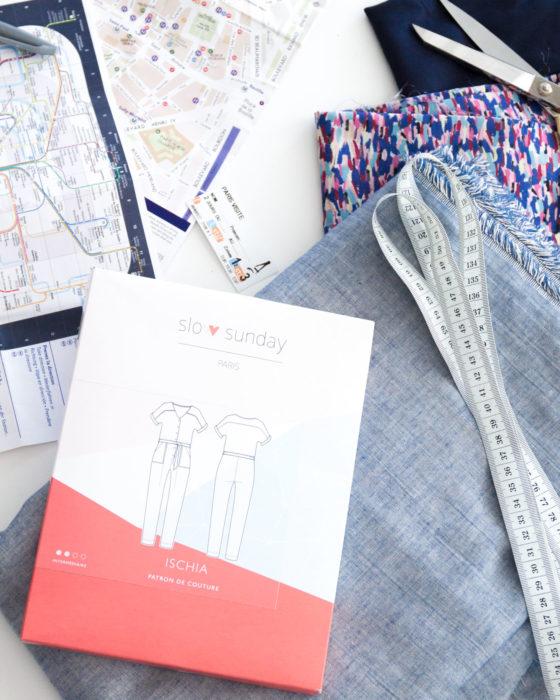 Stoffe kaufen in Stoffläden in Paris - Tweed & Greet
