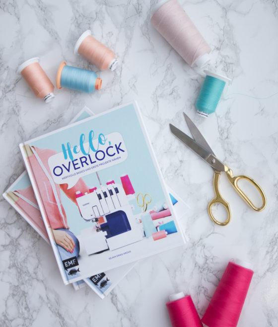 Hello Overlock - Nähen Lernen an der Overlock