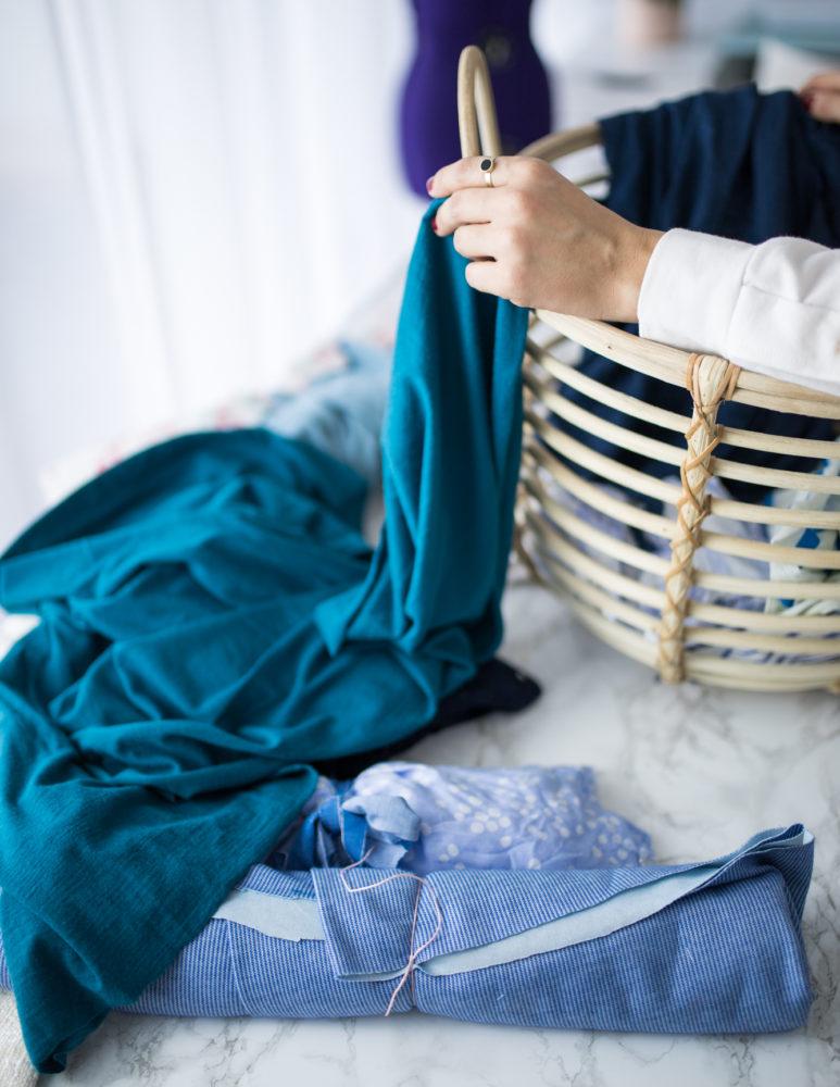 12 aus dem Stoffregal - Näh- und Inspirationschallenge 2019 mit Tweed & Greet