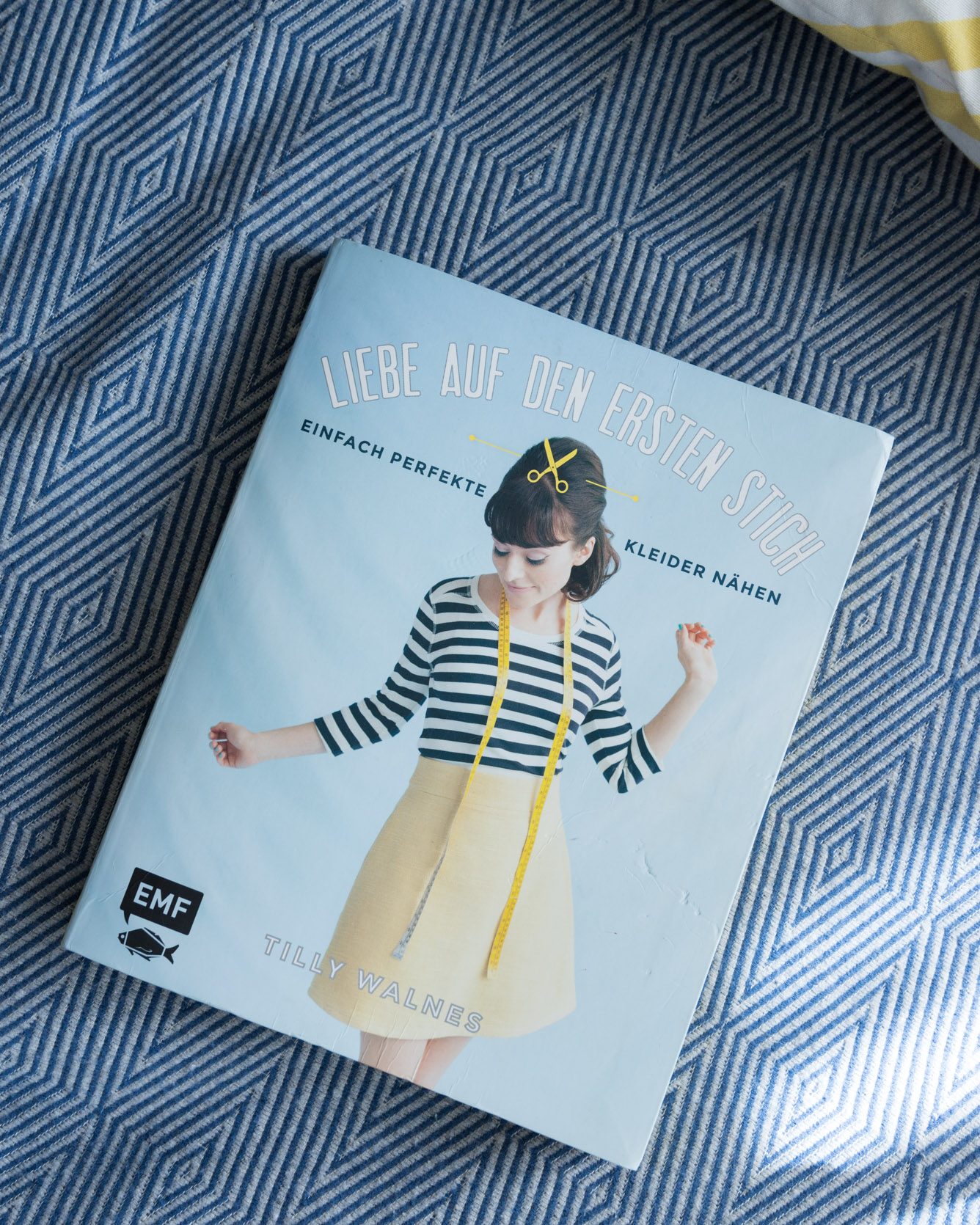 Schöne Nähbücher aus meinem Buchregal - Tweed & Greet