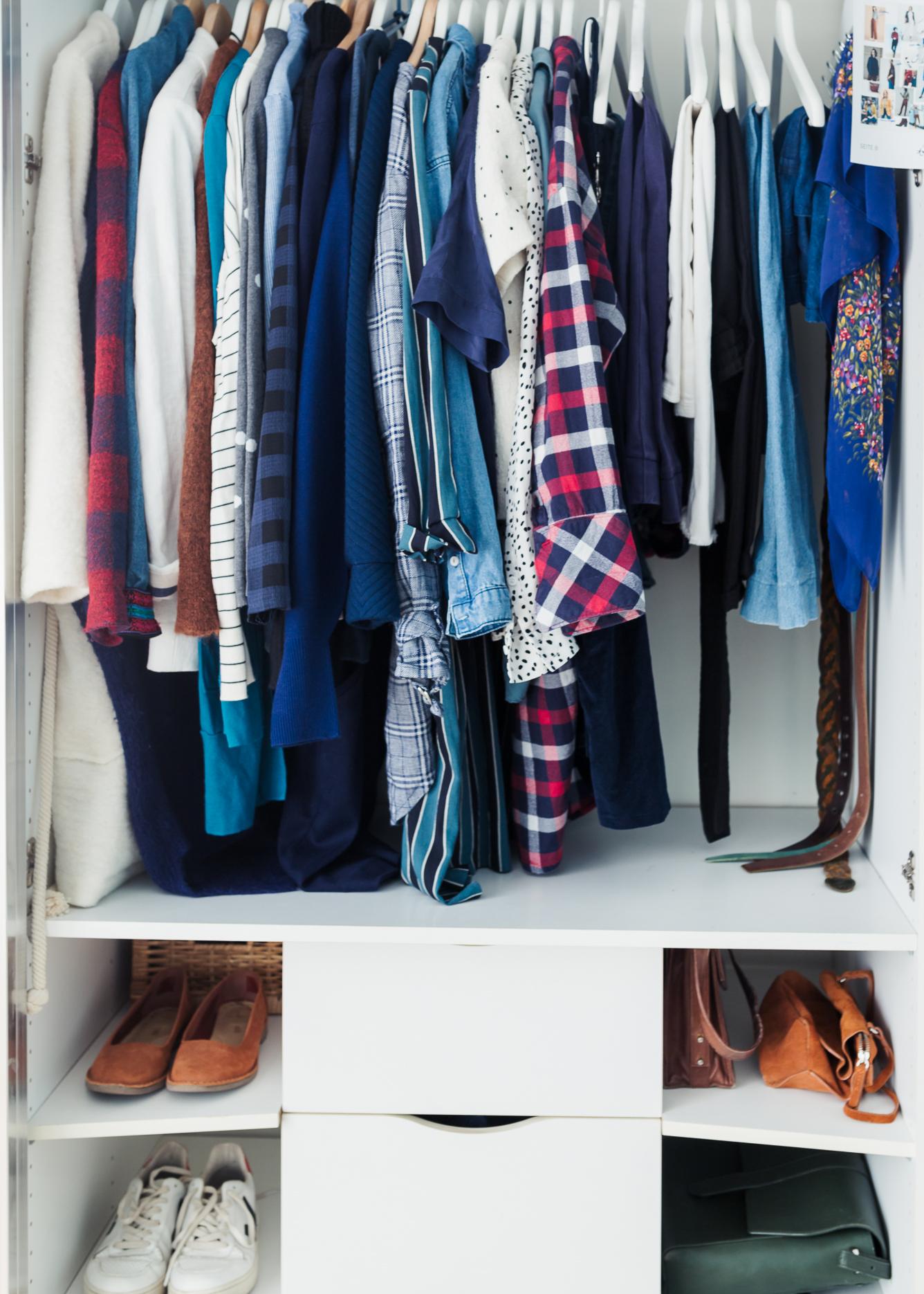 Meine persönliche Capsule Wardrobe Challenge