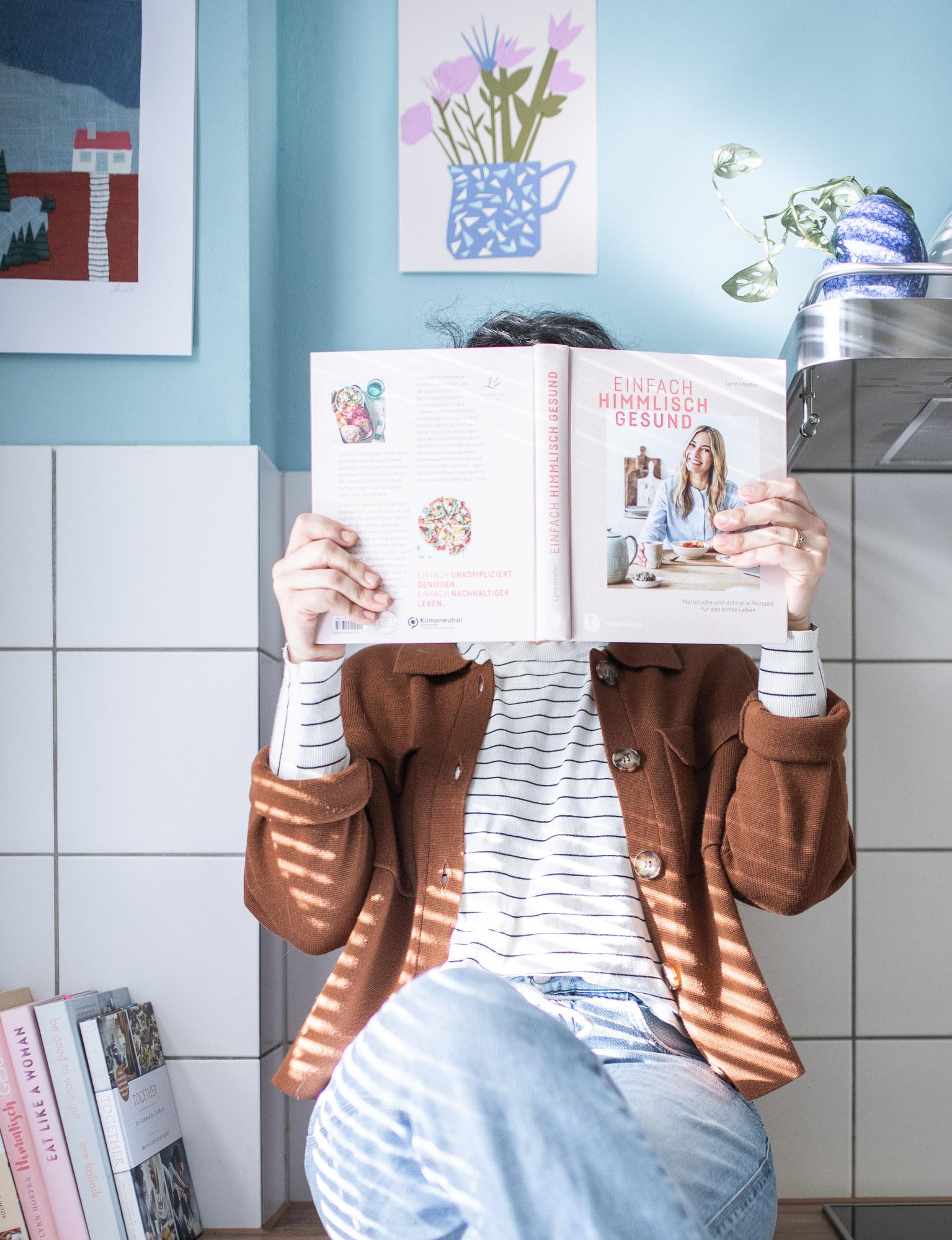 Liebste Kochbücher mit gesunden Rezeptideen - Tweed & Greet