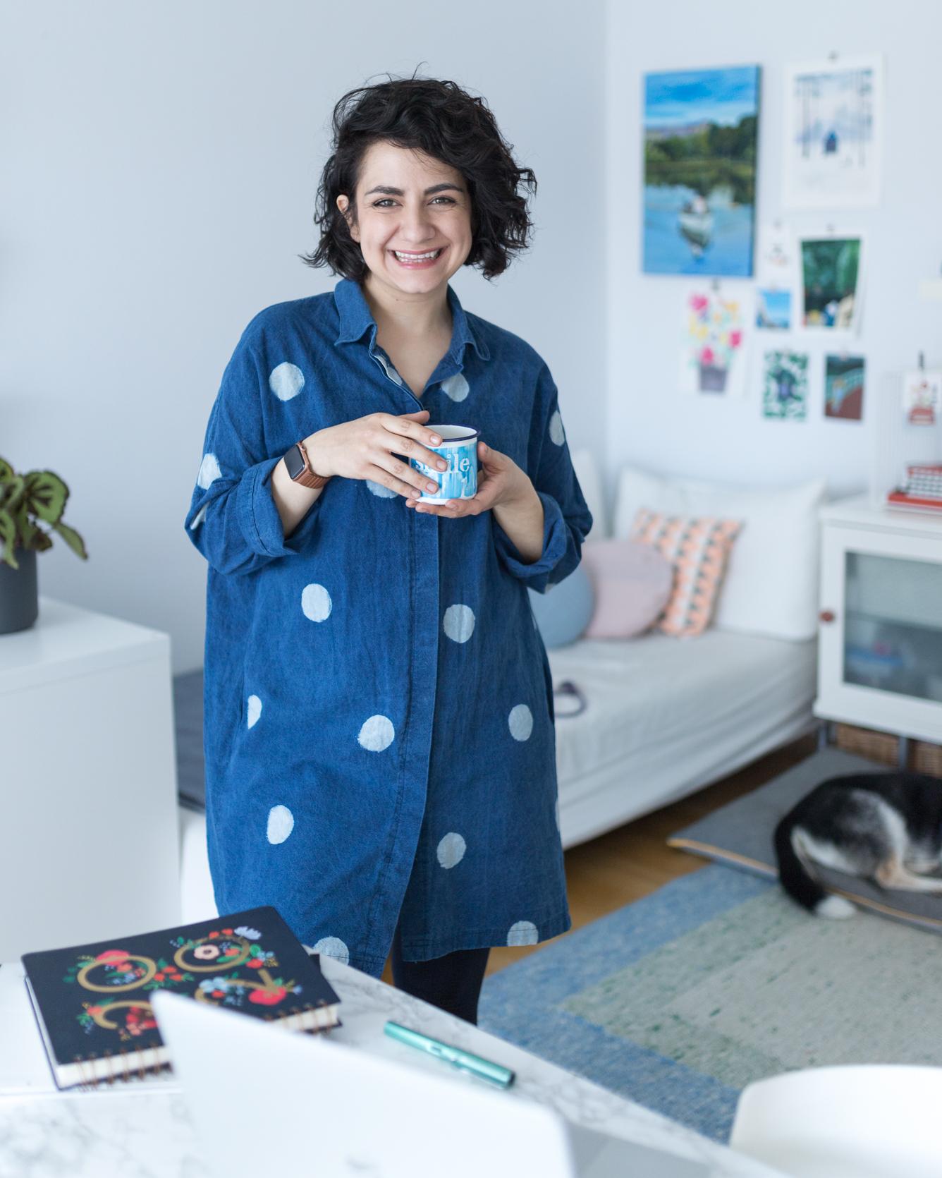 Tweed & Greet Blog by Selmin Ermis-Krohs | Celebrating Creative & Slow Living