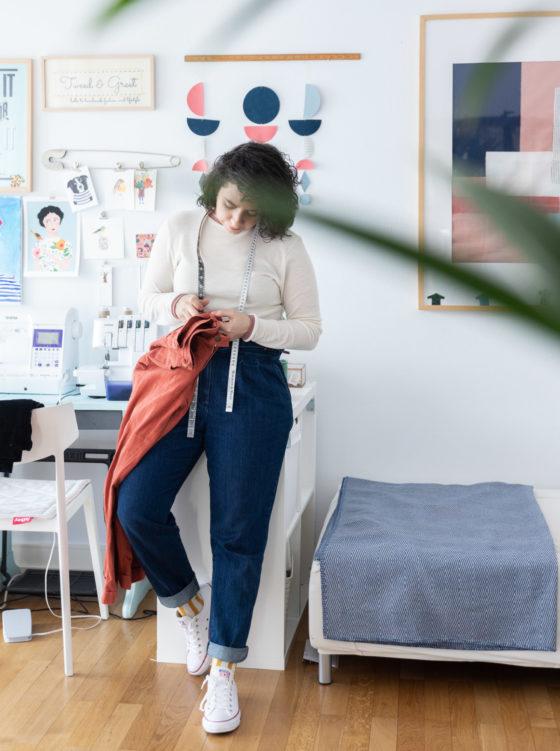 Kleidung wertschätzen - Tweed & Greet