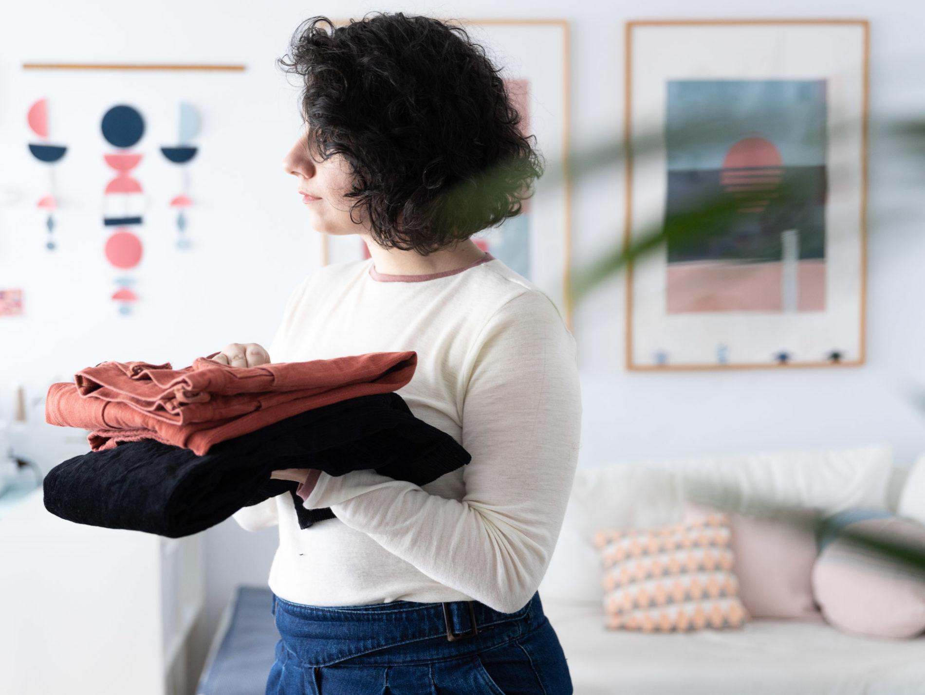 Kleidung reparieren - Gedanken zu Wertschätzung und Nachhaltigkeit in der Mode - Tweed & Greet