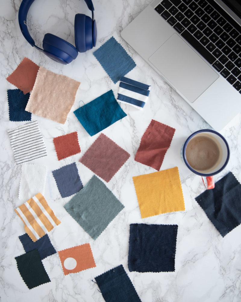 Stoff online Shoppen: Tipps und Tricks - Tweed & Greet