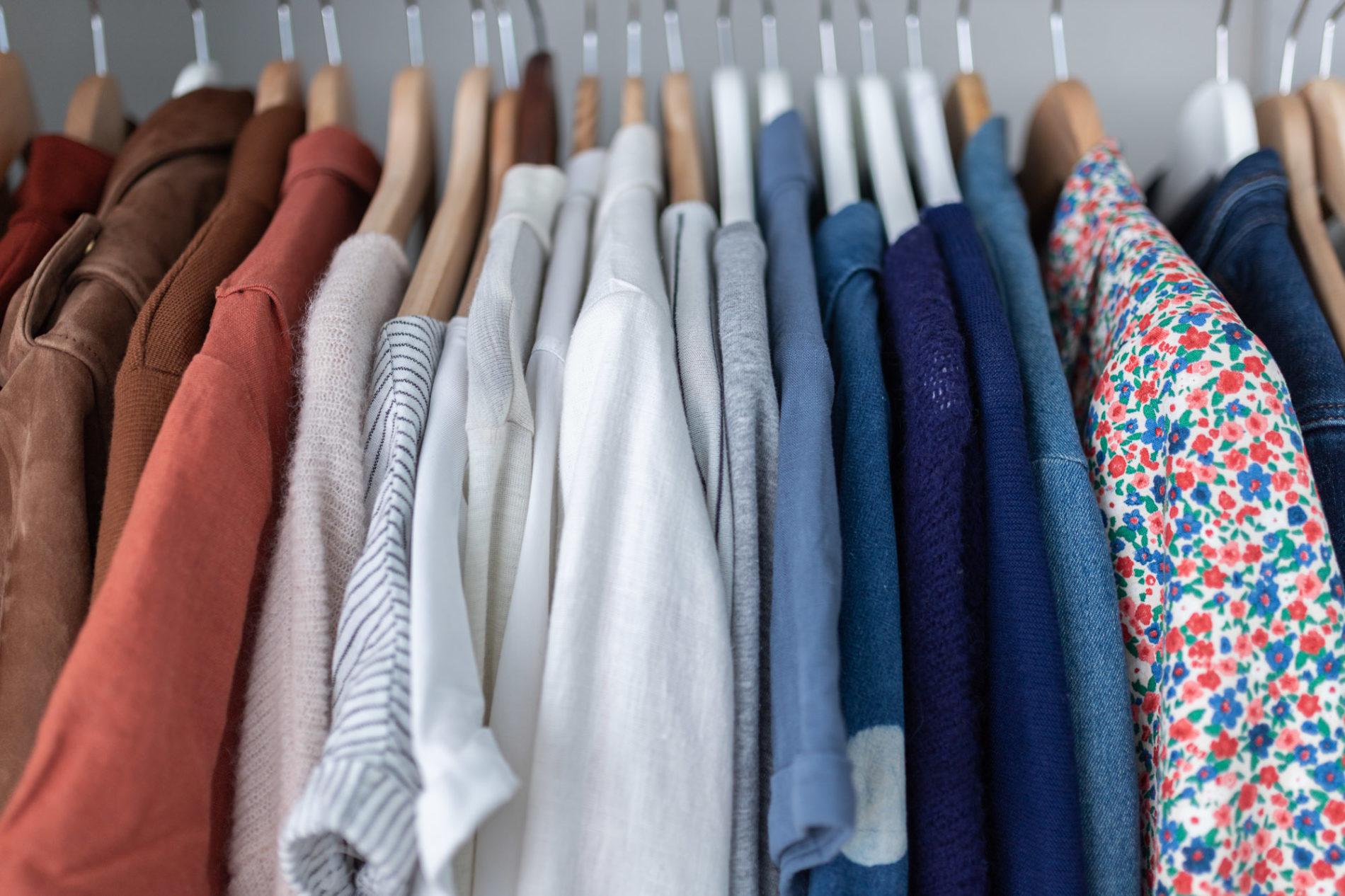 Capsule Wardrobe Pläne für den Frühling - Tweed & Greet