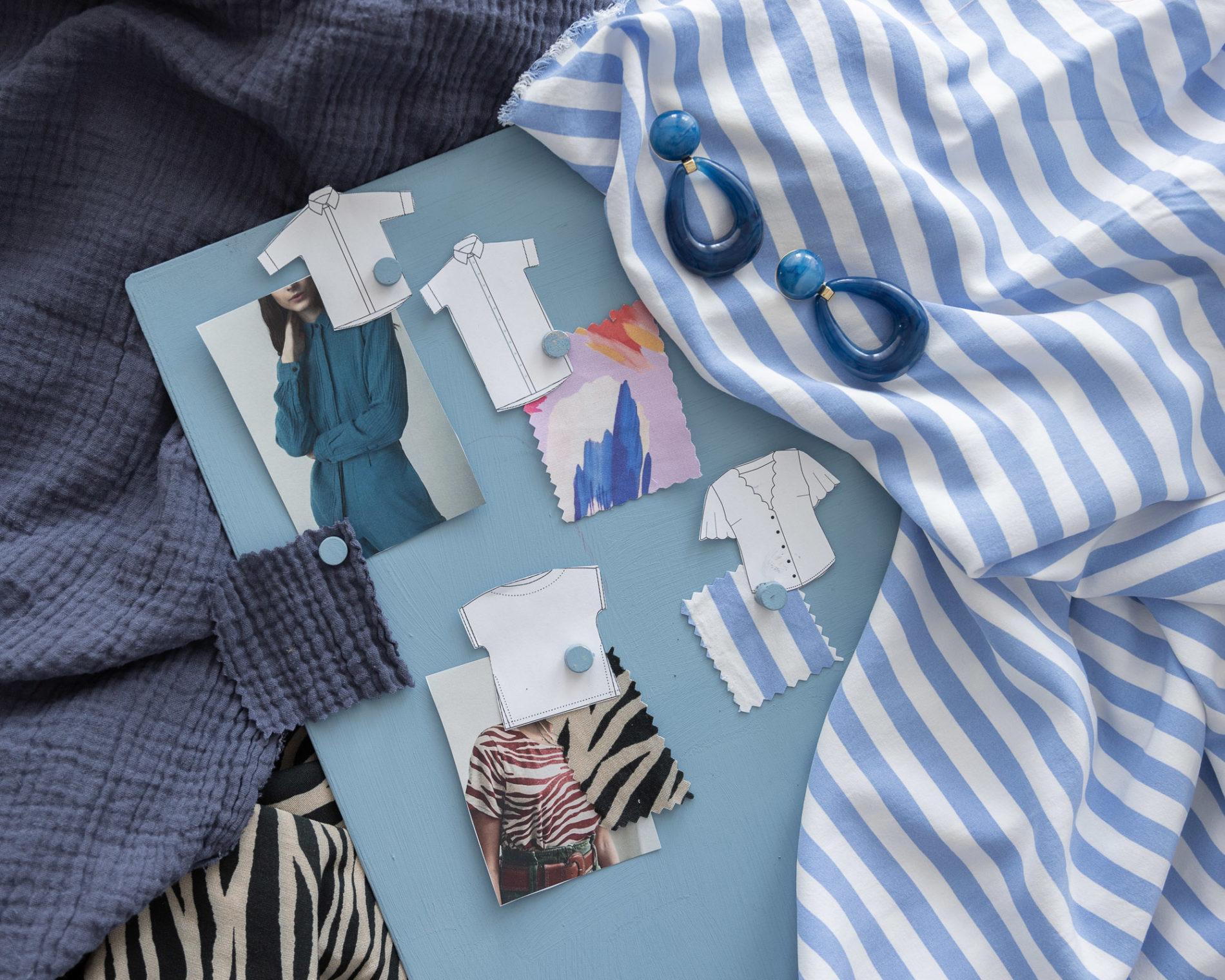 Capsule Wardrobe nähen -  Pläne für den Frühling - Tweed & Greet